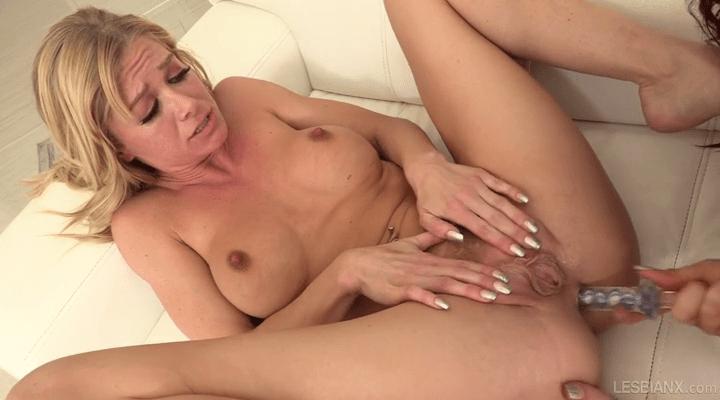 LesbianX – Sabina Rouge, Serene Siren – First Timers
