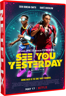 See You Yesterday (2019).avi WEBRiP XviD AC3 - iTA