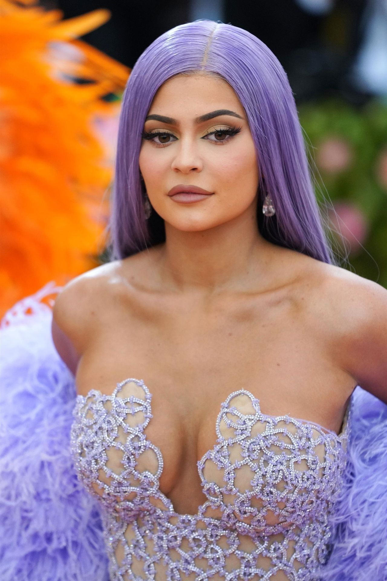 Kylie Jenner @ the MET Gala in New York, 05/06/2019