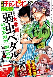 [雑誌] 別冊少年チャンピオン 2019年06月号 [Bessatsu Shonen Champion 2019-06]