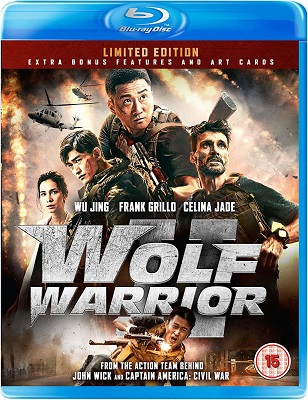 Wolf Warrior 2 (2017).avi BDRiP XviD AC3 - iTA