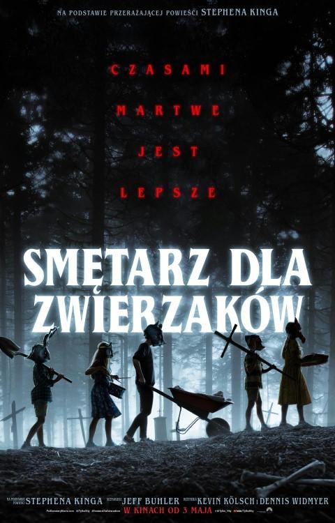 Smętarz dla zwierzaków / Pet Sematary (2019)  PL.SUBBED.HC.HDRip.Xvid-MORS / Napisy PL